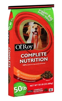 Ol Roy Dog Food